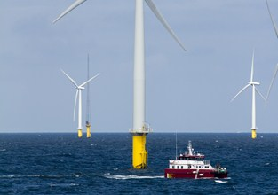 Wind Turbine - Offshore